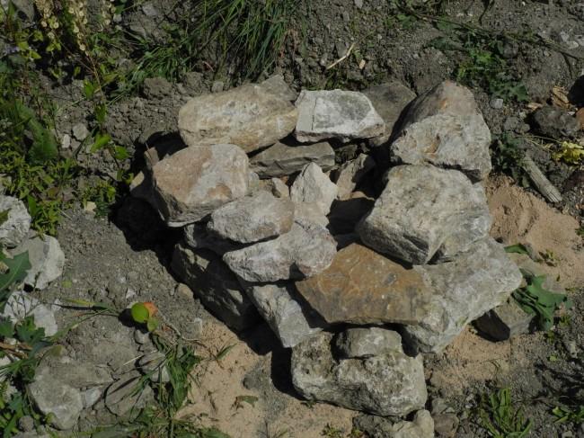Steinhaufen 2