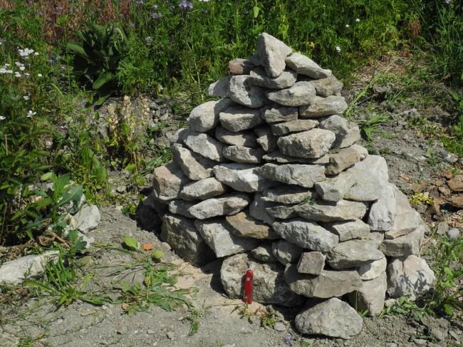Steinhaufen 3