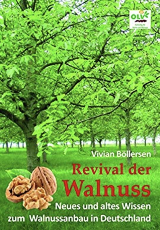 Buch: Revival der Walnuss. Vivian Böllersen