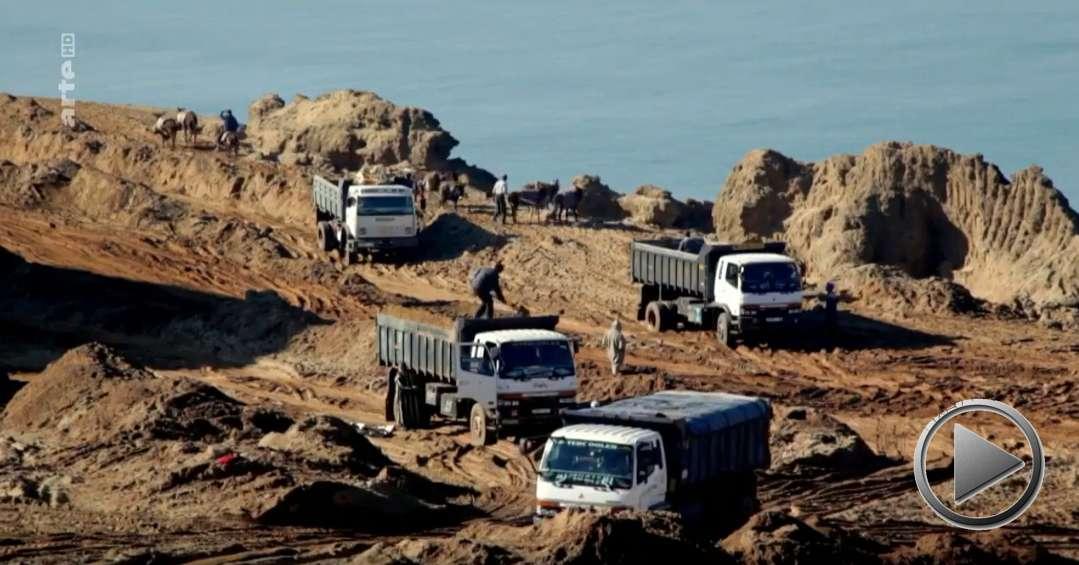 Doku: Sand – Die neue Umweltzeitbombe