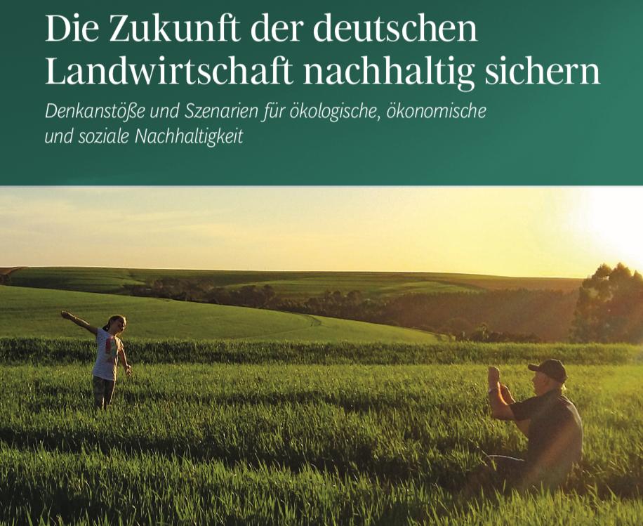 Boston Consulting Group: Die Zukunft der deutschen Landwirtschaft nachhaltig sichern