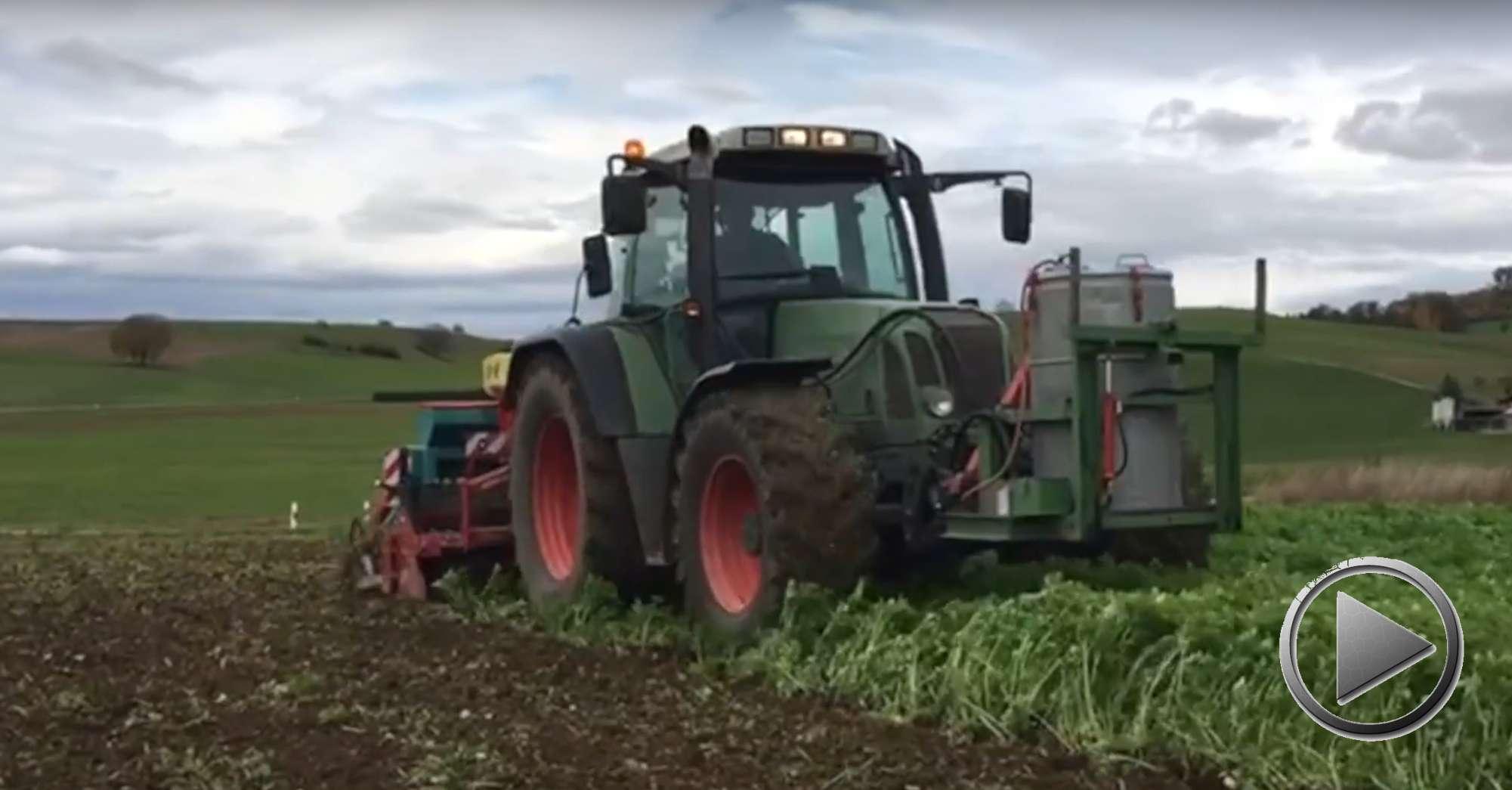 Elemente der Regenerativen Landwirtschaft – erklärt von Friedrich Wenz am Bio-Ackerbautag