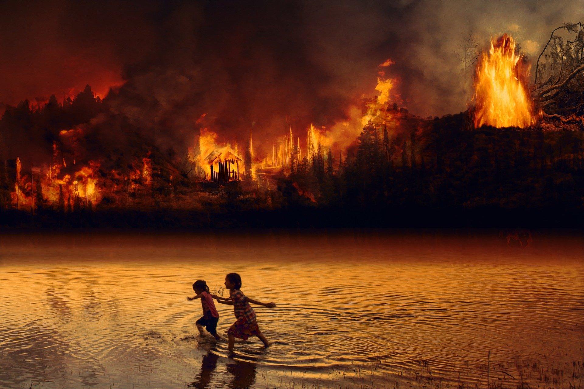 Fatale Fernwirkung: Flächenbrände in Brasilien durch marine Hitzewellen mitverursacht