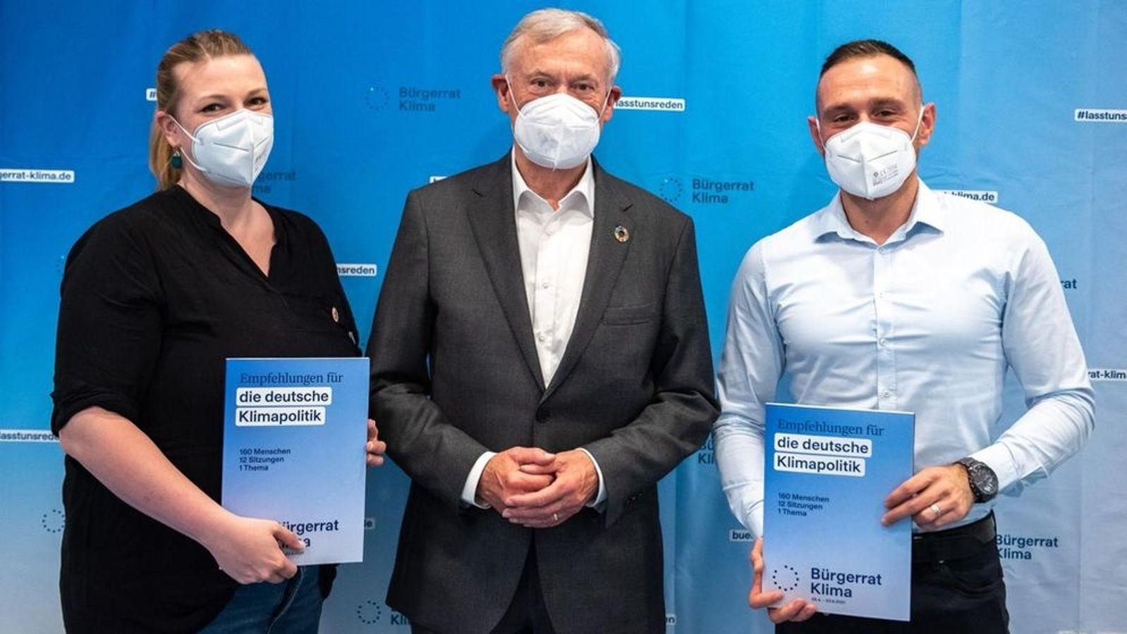 Bürgerrat Klima: Klimaschutz-Ideen von der Basis an die Politik