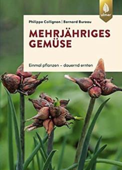Buch: Mehrjähriges Gemüse: Einmal pflanzen, dauernd ernten