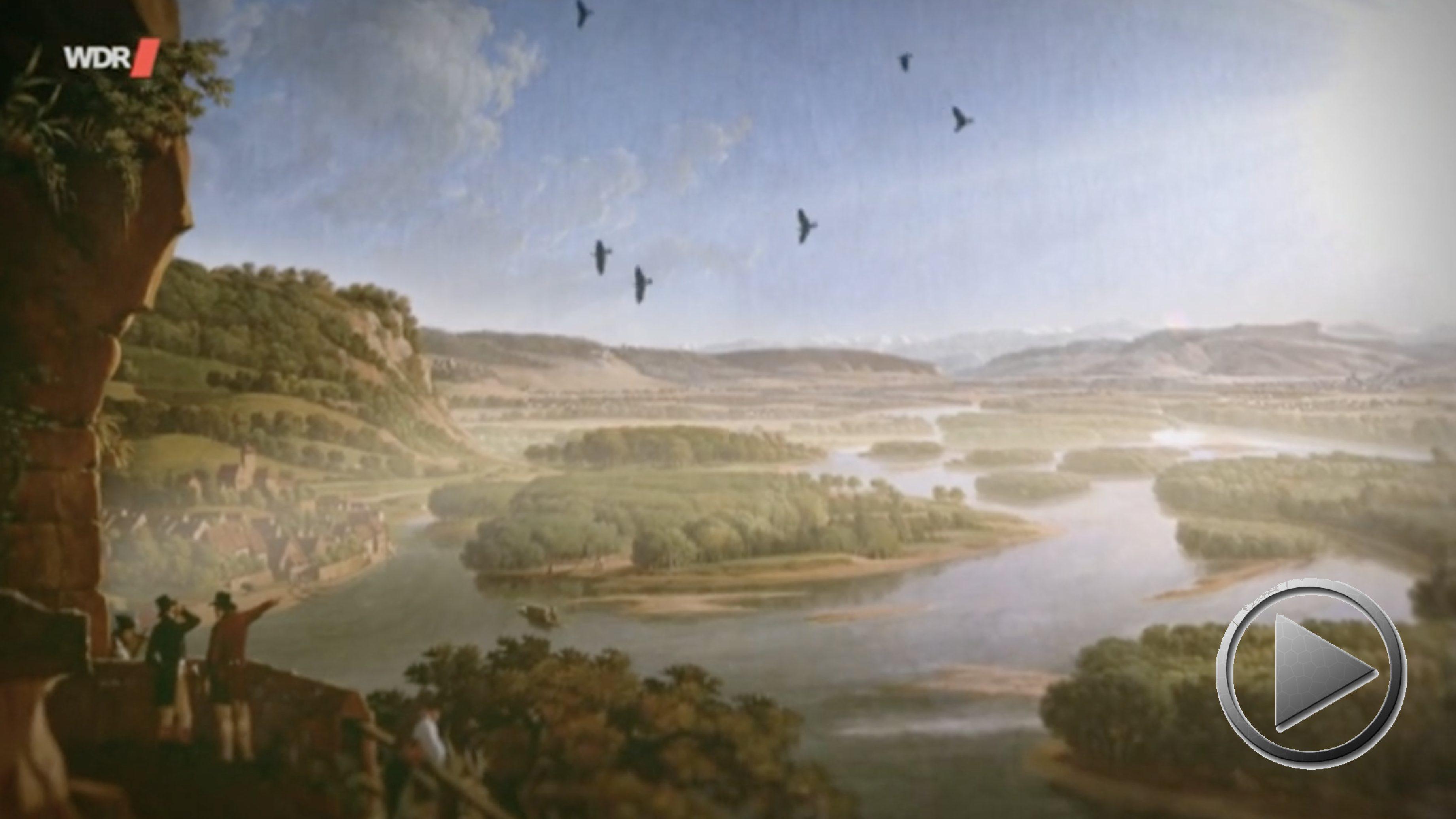 Der Rhein im Wandel der Jahrhunderte