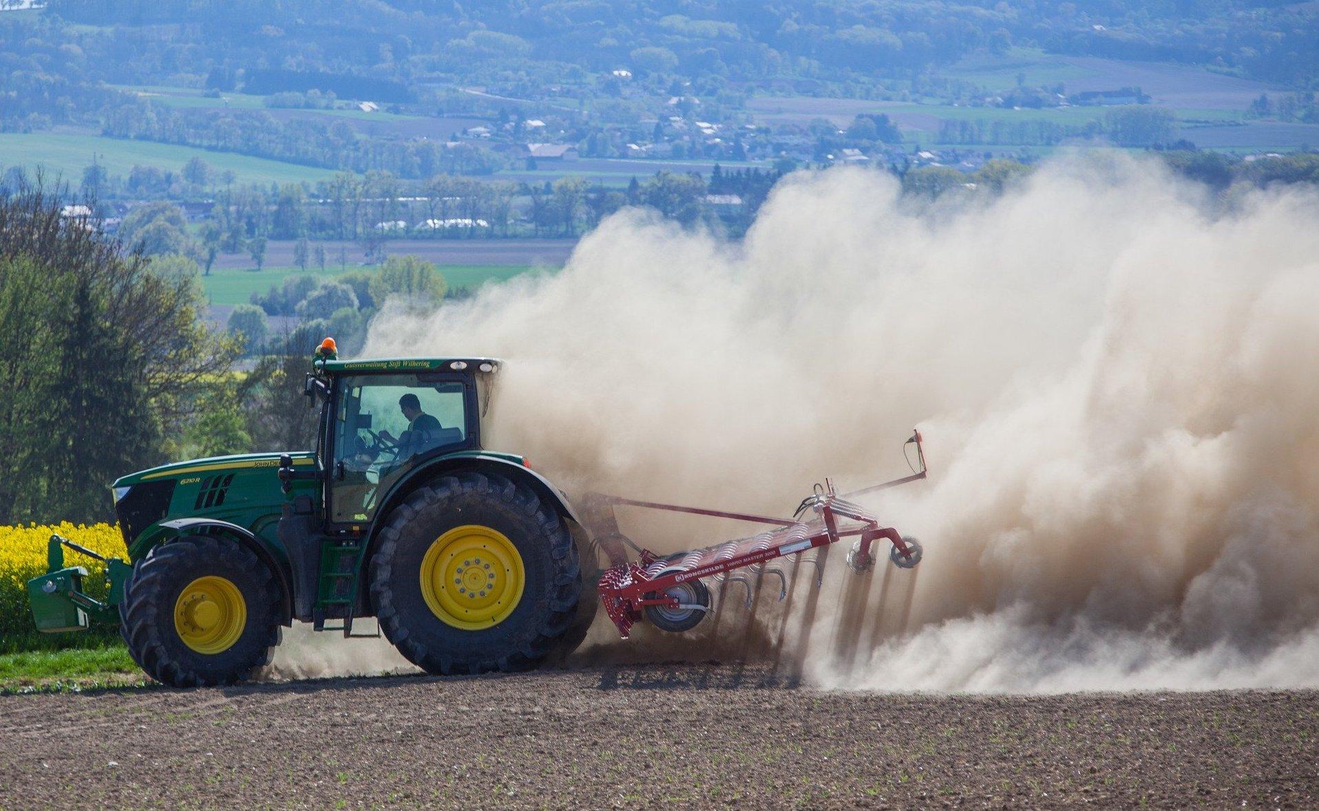 Artikel: Frühes Frühlingserwachen verursacht Dürren