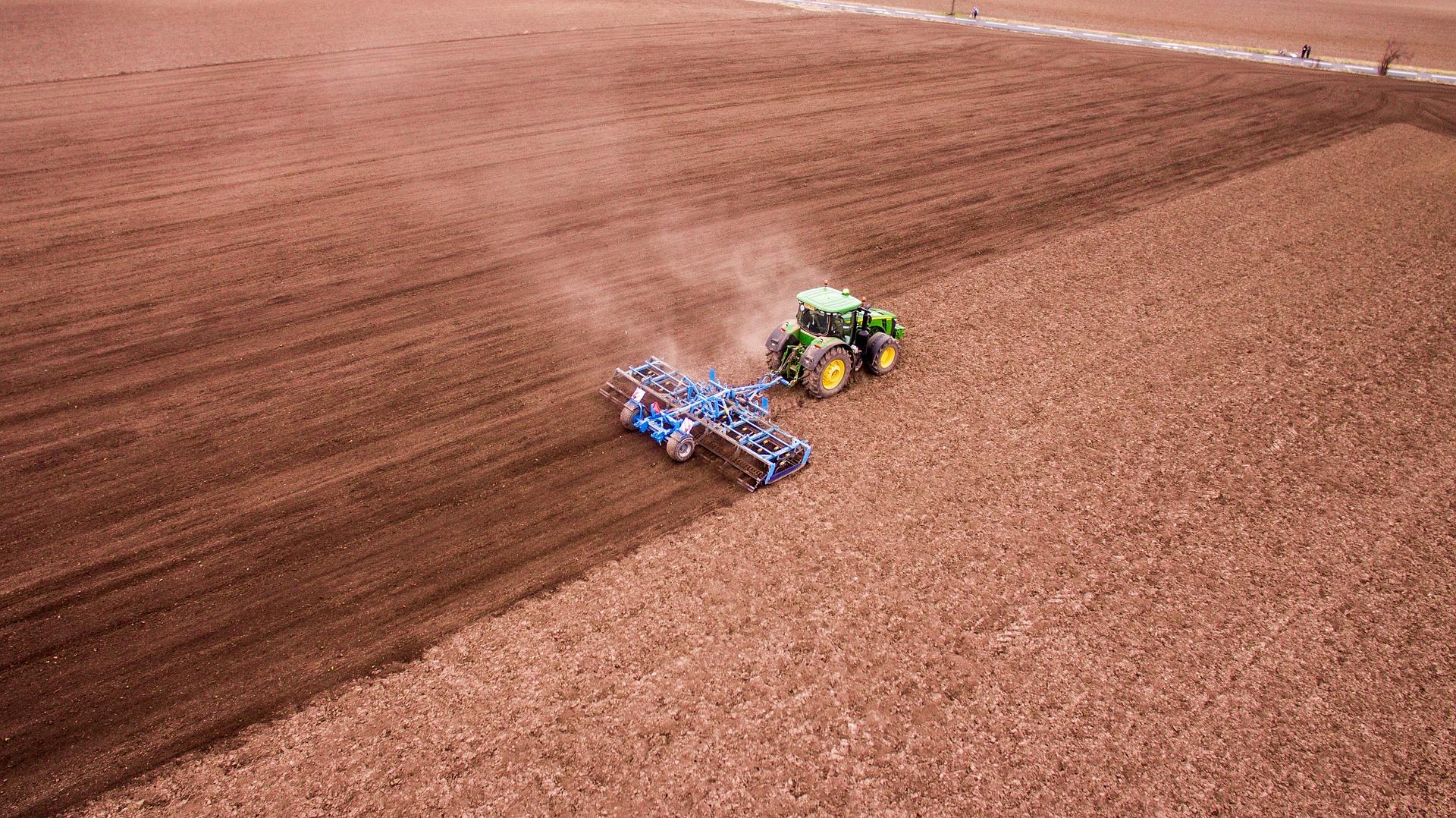 Zukünftig mehr CO2 aus (auch deutschen) Äckern und Gärten in der Atmosphäre