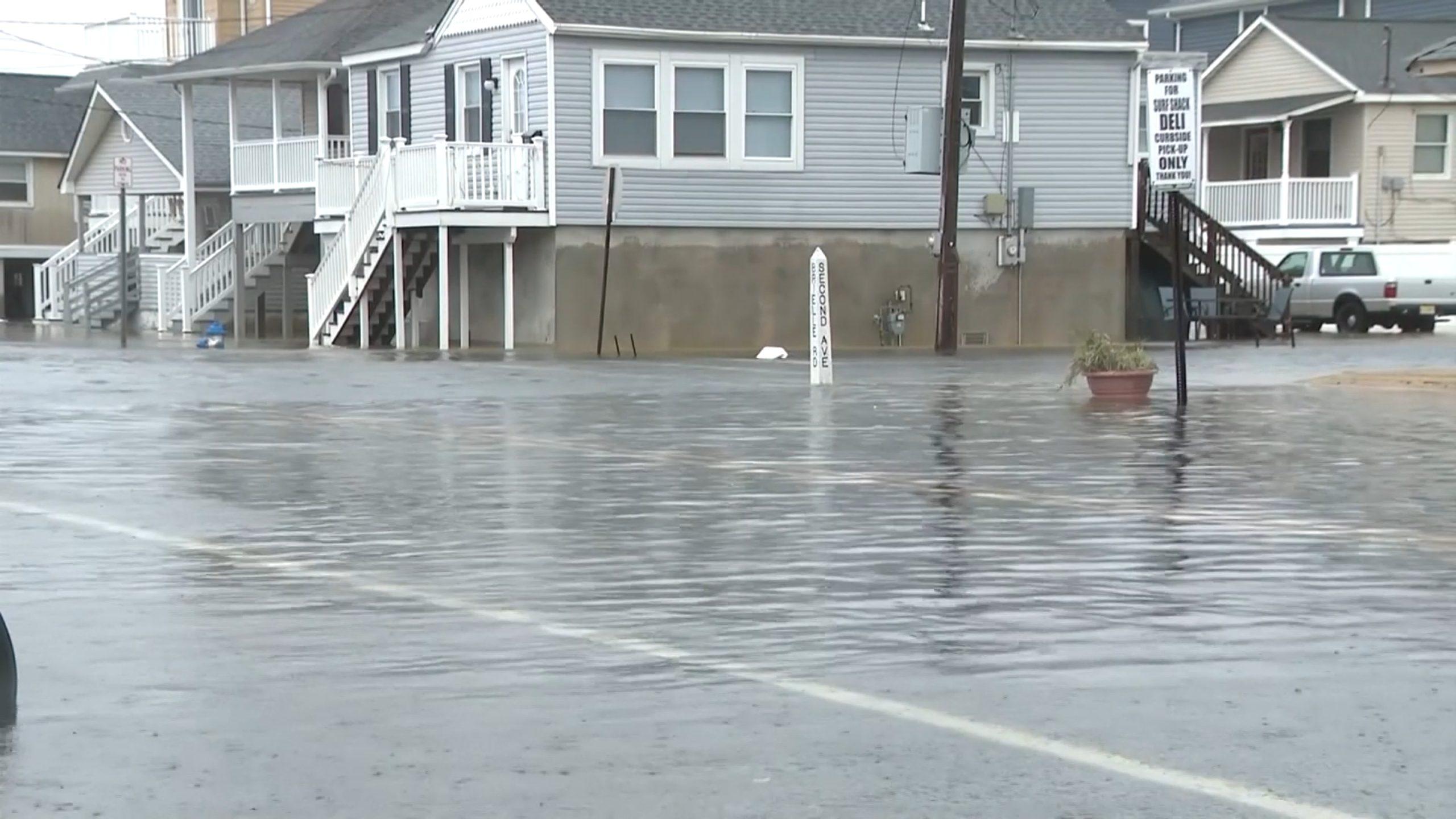 Asphalt und Beton als Beschleuniger von Überschwemmungen